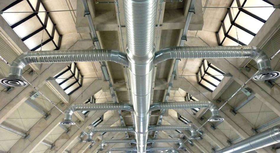 Impianti di climatizzazione ronchini for Impianto climatizzazione